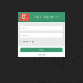 Filling Station Software